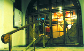 Paignton Picture House Entrance