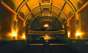 Inside Paignton Picture House